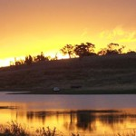 Lake Eucumbene - Sunset