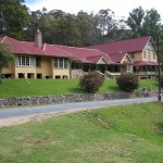 Yarrangobilly Lodge